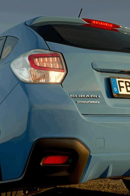 2016 Subaru XV 2.0i active 28