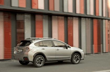2016 Subaru XV 2.0i exclusive 14