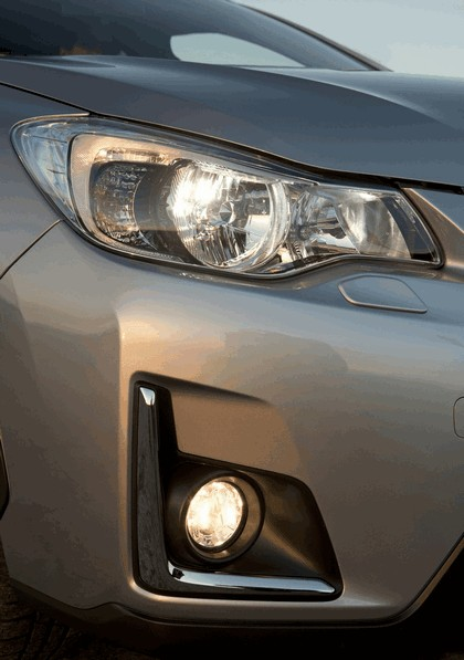 2016 Subaru XV 2.0i exclusive 39
