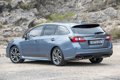 2016 Subaru Levorg 80