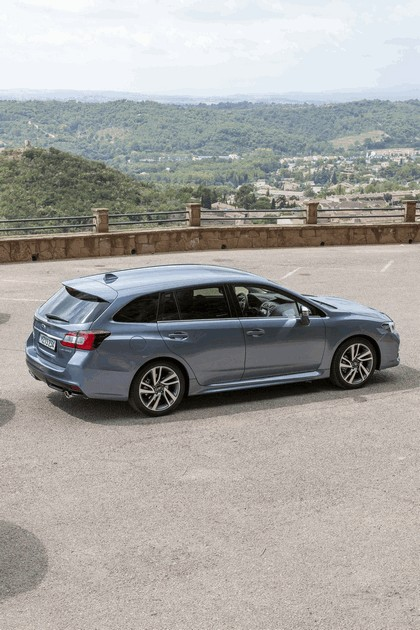 2016 Subaru Levorg 85