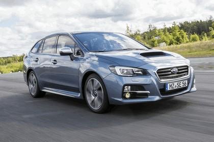 2016 Subaru Levorg 100