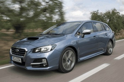 2016 Subaru Levorg 127