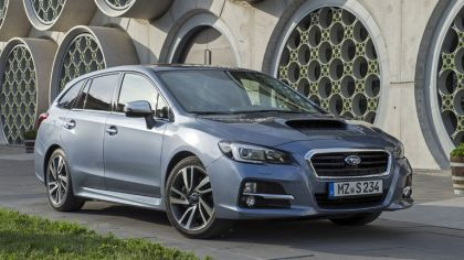 2016 Subaru Levorg 2