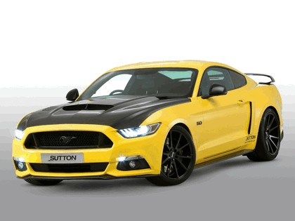 2016 Ford Mustang Clive Sutton CS700 1