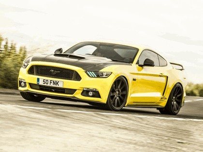2016 Ford Mustang Clive Sutton CS700 4