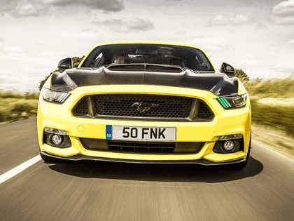 2016 Ford Mustang Clive Sutton CS700 8