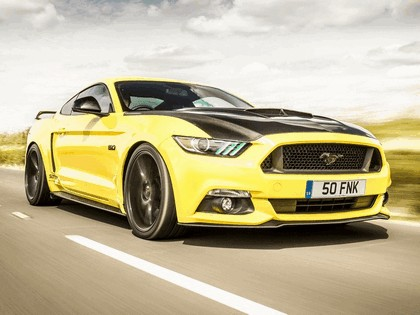 2016 Ford Mustang Clive Sutton CS700 9