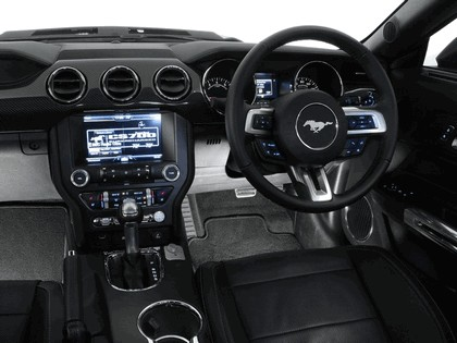 2016 Ford Mustang Clive Sutton CS700 14
