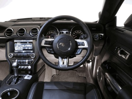 2016 Ford Mustang Clive Sutton CS700 15