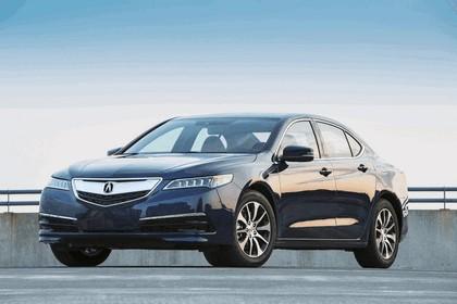 2017 Acura TLX L4 2