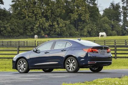 2017 Acura TLX L4 6