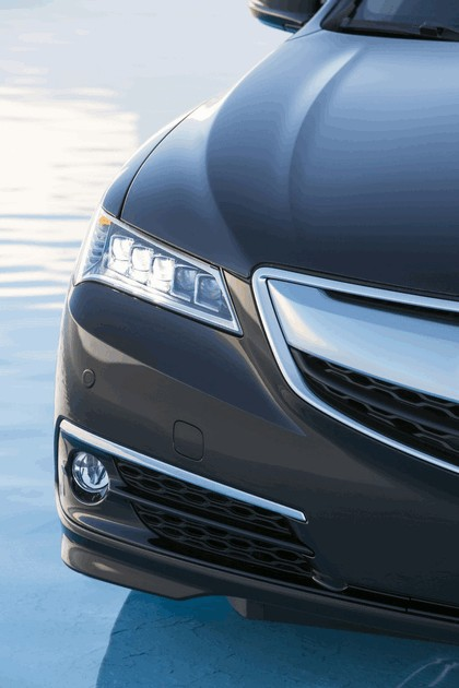 2017 Acura TLX L4 9