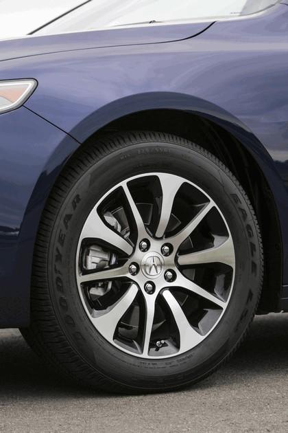 2017 Acura TLX L4 10
