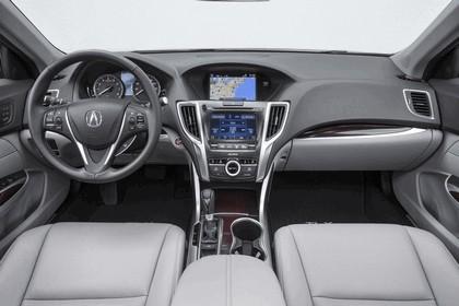 2017 Acura TLX L4 15