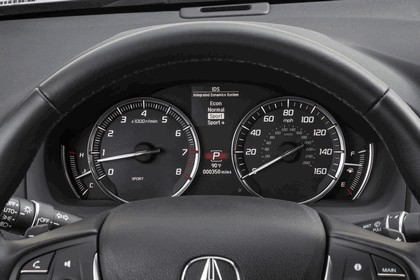 2017 Acura TLX L4 16