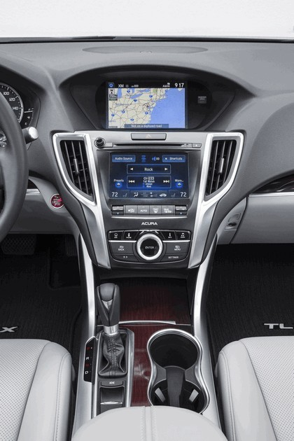2017 Acura TLX L4 17