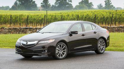 2017 Acura TLX V6 7