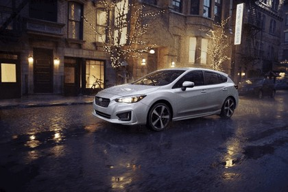 2017 Subaru Impreza 5-door - USA version 1