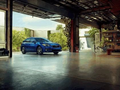 2017 Subaru Impreza 5-door - USA version 6