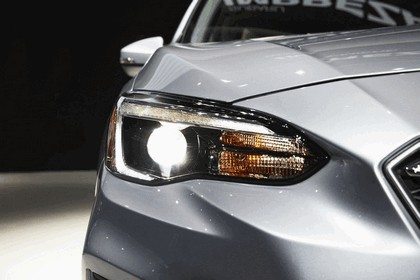 2017 Subaru Impreza 5-door - USA version 20