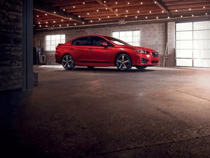 2017 Subaru Impreza sedan - USA version 1