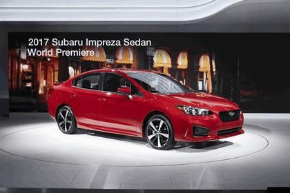 2017 Subaru Impreza sedan - USA version 4