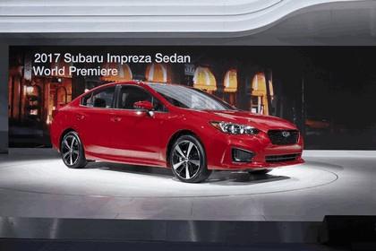 2017 Subaru Impreza sedan - USA version 5