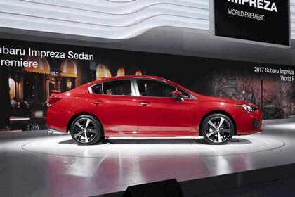 2017 Subaru Impreza sedan - USA version 6