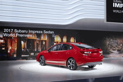 2017 Subaru Impreza sedan - USA version 7