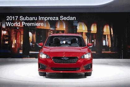 2017 Subaru Impreza sedan - USA version 8