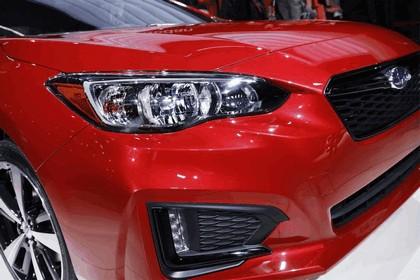 2017 Subaru Impreza sedan - USA version 9