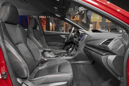 2017 Subaru Impreza sedan - USA version 12