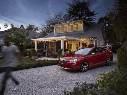 2017 Subaru Impreza sedan - USA version 18