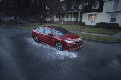 2017 Subaru Impreza sedan - USA version 19