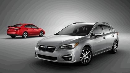 2017 Subaru Impreza sedan - USA version 21