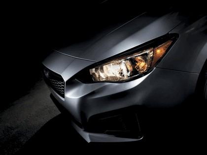 2017 Subaru Impreza sedan - USA version 22