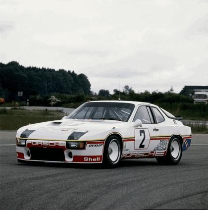 1980 Porsche 924 Carrera GT - Le Mans 24 Hours 1