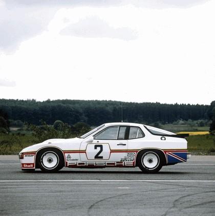 1980 Porsche 924 Carrera GT - Le Mans 24 Hours 2
