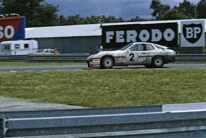 1980 Porsche 924 Carrera GT - Le Mans 24 Hours 4
