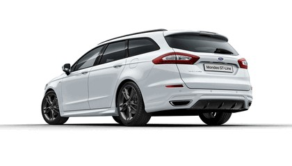 2016 Ford Mondeo ST-Line 3