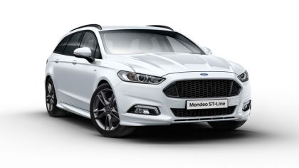 2016 Ford Mondeo ST-Line 9