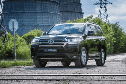 2016 Toyota Land Cruiser by Larte Design 8