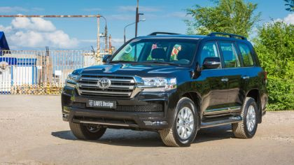 2016 Toyota Land Cruiser by Larte Design 9