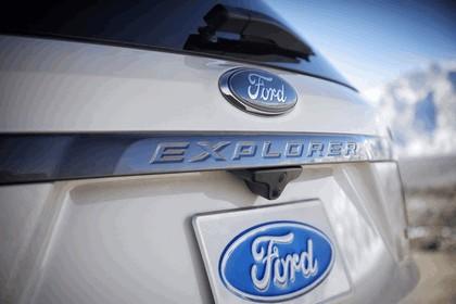 2017 Ford Explorer XLT Sport 14