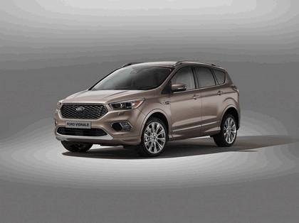 2016 Ford Kuga Vignale 1