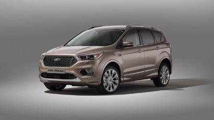2016 Ford Kuga Vignale 9