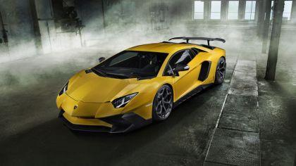 2016 Lamborghini Aventador LP 750-4 SuperVeloce by Novitec Torado 3