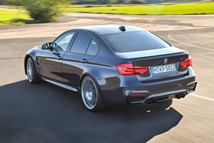 2016 BMW M3 ( F80 ) 30 Jahre Edition ( EU spec ) 12