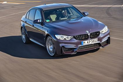 2016 BMW M3 ( F80 ) 30 Jahre Edition ( EU spec ) 13